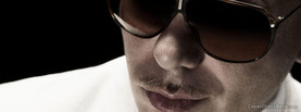 Pitbull Shades, Free Facebook Timeline Profile Cover, Celebrity