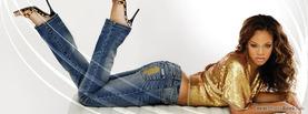 Rihanna Model, Free Facebook Timeline Profile Cover, Celebrity