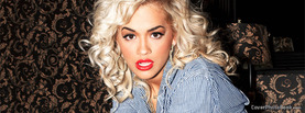 Rita Ora, Free Facebook Timeline Profile Cover, Celebrity