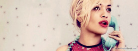 Rita Ora Phone, Free Facebook Timeline Profile Cover, Celebrity
