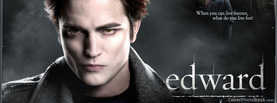 Robert Pattinson Edward, Free Facebook Timeline Profile Cover, Celebrity