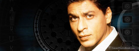 Shahrukh Khan Dark, Free Facebook Timeline Profile Cover, Celebrity