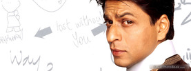 Shahrukh Khan, Free Facebook Timeline Profile Cover, Celebrity