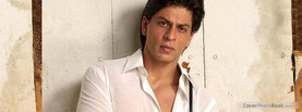 Shahrukh Khan White Shirt, Free Facebook Timeline Profile Cover, Celebrity