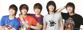 Shinee Band, Free Facebook Timeline Profile Cover, Celebrity