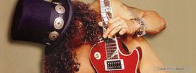 Slash Saul Hudson, Free Facebook Timeline Profile Cover, Celebrity