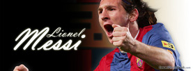 Soccer Messi, Free Facebook Timeline Profile Cover, Celebrity