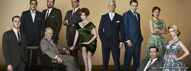 TV Mad Men, Free Facebook Timeline Profile Cover, Celebrity