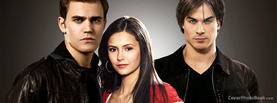 TV The Vampire Diaries, Free Facebook Timeline Profile Cover, Celebrity