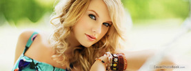 Taylor Swift Blue Dress, Free Facebook Timeline Profile Cover, Celebrity
