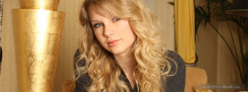 Taylor Swift Gold, Free Facebook Timeline Profile Cover, Celebrity