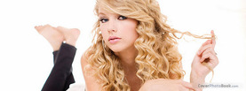 Taylor Swift Pulling Hair, Free Facebook Timeline Profile Cover, Celebrity