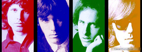 The Doors Band, Free Facebook Timeline Profile Cover, Celebrity