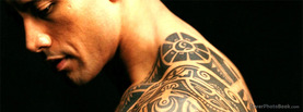The Rock Dwayne Johnson Tattoo, Free Facebook Timeline Profile Cover, Celebrity