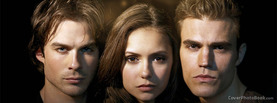 The Vampire Diaries Stars, Free Facebook Timeline Profile Cover, Celebrity