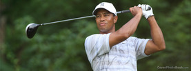 Tiger Woods Drives, Free Facebook Timeline Profile Cover, Celebrity