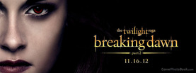 Twilight Breaking Dawn, Free Facebook Timeline Profile Cover, Celebrity