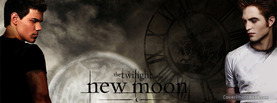 Twilight Saga New Moon, Free Facebook Timeline Profile Cover, Celebrity