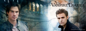 Vampire Diaries Damon Stefan Salvatore, Free Facebook Timeline Profile Cover, Celebrity