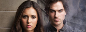 Vampire Diaries Elena Damon, Free Facebook Timeline Profile Cover, Celebrity