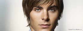 Zac Efron Close, Free Facebook Timeline Profile Cover, Celebrity