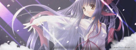 Anime Girl Cloud Light, Free Facebook Timeline Profile Cover, Characters