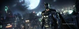 Batman and Moon, Free Facebook Timeline Profile Cover, Characters