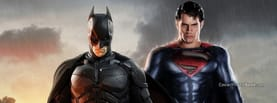 Batman and Superman, Free Facebook Timeline Profile Cover, Characters