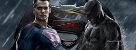 Batman vs Superman Logo, Free Facebook Timeline Profile Cover, Characters