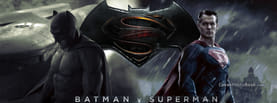 Batman vs Superman Movie, Free Facebook Timeline Profile Cover, Characters
