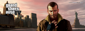 GTA 4, Free Facebook Timeline Profile Cover, Characters