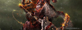 God of War 3 Battle, Free Facebook Timeline Profile Cover, Characters
