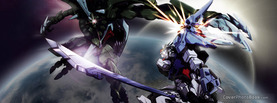 Gundam Battle, Free Facebook Timeline Profile Cover, Characters
