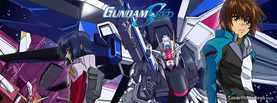 Gundam Seed, Free Facebook Timeline Profile Cover, Characters