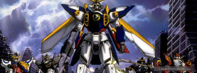 GundamWing Team, Free Facebook Timeline Profile Cover, Characters