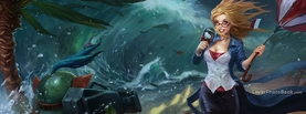 League of Legends Report, Free Facebook Timeline Profile Cover, Characters