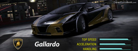 NFS Carbon Gallardo, Free Facebook Timeline Profile Cover, Characters