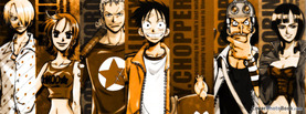 One Piece Characters, Free Facebook Timeline Profile Cover, Characters