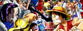 One Piece Fight Clash, Free Facebook Timeline Profile Cover, Characters