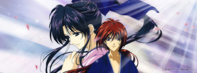 Rurouni Kenshin Kaoru, Free Facebook Timeline Profile Cover, Characters