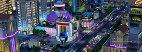 Sims SimCity Casino, Free Facebook Timeline Profile Cover, Characters