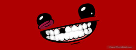 Super Meat Boy, Free Facebook Timeline Profile Cover, Characters