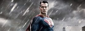 Superman and Rain, Free Facebook Timeline Profile Cover, Characters