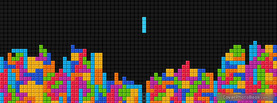 Tetris, Free Facebook Timeline Profile Cover, Characters