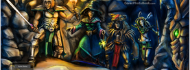 Tibia Vocations Artwork, Free Facebook Timeline Profile Cover, Characters