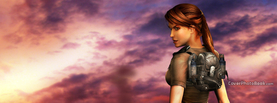 Tomb Raider Legend Lara Croft Back, Free Facebook Timeline Profile Cover, Characters