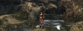 Tomb Raider Legend Rocks, Free Facebook Timeline Profile Cover, Characters