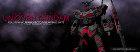 Unicorn Gundam, Free Facebook Timeline Profile Cover, Characters