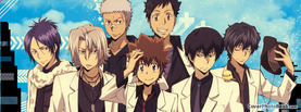 Vongola Katekyo Hitman Reborn Stars, Free Facebook Timeline Profile Cover, Characters
