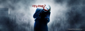Why So Serious Joker, Free Facebook Timeline Profile Cover, Characters